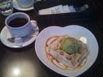 MiLK cafe モッフル