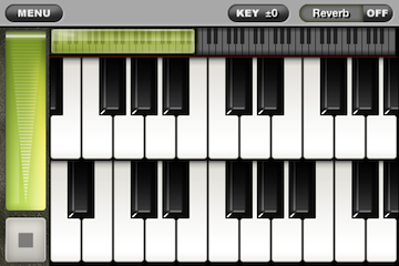 ToyPiano Screenshot  Séquence