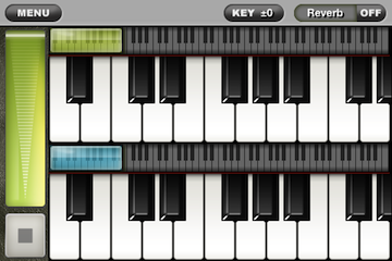 ToyPiano Screenshot MelodyPlay Division